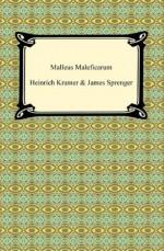 Malleus Maleficarum - James Sprenger, Heinrich Kramer, Montague Summers