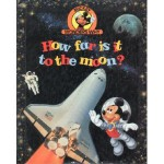 How Far Is It to the Moon? - Alexandra Parsons, Richard Manning