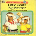 Little Goat's Big Brother - Marcia Leonard, Christopher Santoro