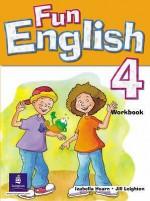 Fun English Level 4 (Fun English) - Izabella Hearn, Laura Sanchez Donovan