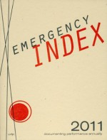 Emergency Index 2011 - Matvei Yankelevich, Yelena Gluzman