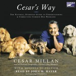 Cesar's Way: The Natural, Everyday Guide to Understanding and Correcting Common Dog Problems - Cesar Millan, Melissa Jo Peltier, John H. Mayer, Books on Tape