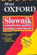 Słownik niemiecko-polski polsko -niemiecki Mini - Valerie Grundy, Tkaczyk Krzysztof