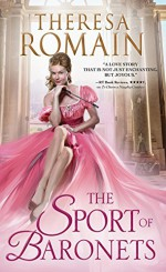The Sport of Baronets (Romance of the Turf) - Theresa Romain