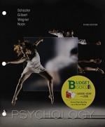 Loose-leaf Version for Psychology & LaunchPad 6 month access card - Daniel L. Schacter, Daniel T. Gilbert, Daniel M. Wegner, Matthew K. Nock