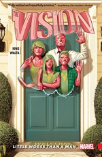 Vision Vol. 1: Little Worse Than A Man (Vision (2015-)) - Mike Del Mundo, Gabriel Hernandez Walta, Tom King