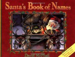 Santa's Book of Names - David McPhail