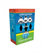 Astronauts, Spies, and Hippopotami: A Stuart Gibbs Starter Collection: Space Case; Spy School; Belly Up - Stuart Gibbs