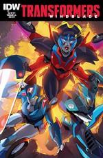Transformers: Windblade (2015-) #5 - Mairghread Scott, Corin Howell, Priscilla Tramontano