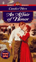 An Affair of Honor - Candice Hern