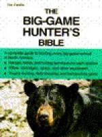The Big Game Hunter's Bible - Jim Zumbo