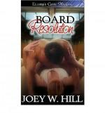 Board Resolution - Joey W. Hill