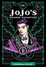 JoJo's Bizarre Adventure: Part 1--Phantom Blood, Vol. 1 - Hirohiko Araki