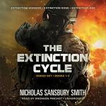 The Extinction Cycle Boxed Set: Extinction Horizon, Extinction Edge, and Extinction Age (The Extinction Cycle, Books 1 - 3) - Nicholas Sansbury Smith, Bronson Pinchot, Blackstone Audio