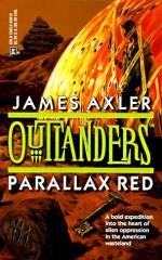 Parallax Red - James Axler