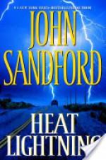 Heat Lightning - John Sandford