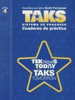 Cuaderno de Practica: Tekniques Today for Taks Tomorrow - Scott Foresman