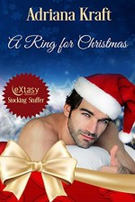 A Ring for Christmas (Meghan's Playhouse Book 4) - Adriana Kraft