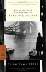 The Adventures and Memoirs of Sherlock Holmes - Arthur Conan Doyle, John Berendt