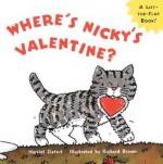 Where Is Nicky's Valentine? - Harriet Ziefert