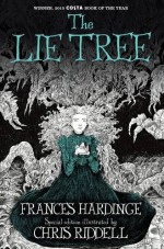 The Lie Tree: Illustrated Edition by Frances Hardinge (2016-10-20) - Frances Hardinge