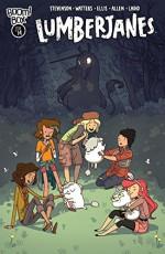 Lumberjanes #14 - Shannon Waters, Noelle Stevenson, Brooke Allen