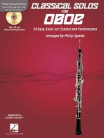 Classical Solos for Oboe: 15 Easy Solos for Contest and Performance - Hal Leonard Publishing Company
