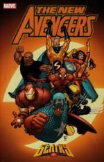 The New Avengers, Vol. 2: Sentry - Steve McNiven, Brian Michael Bendis