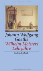 Wilhelm Meisters Lehrjahre: Ein Roman (insel taschenbuch) - Johann Wolfgang Goethe
