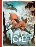 LOVE volume 2: THE FOX - Frédéric Brrémaud, Federico Bertolucci