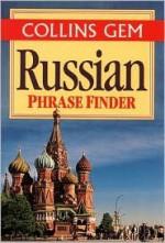 Collins Russian Phrase Finder - HarperCollins