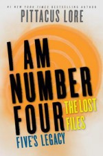 Five's Legacy - Pittacus Lore