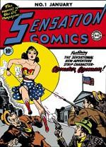 Sensation Comics #1 - William Marston, Harry Peter