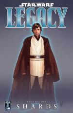 Star Wars: Legacy, Vol. 2: Shards - John Ostrander