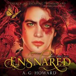 Ensnared (Splintered) - A. G. Howard, Rebecca Gibel