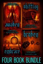 Fated Saga Four Book Bundle - Rachel M. Humphrey-D'aigle