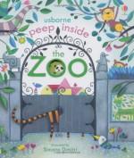 Peep Inside The Zoo - Anna Milbourne, Simona Dimitri