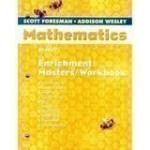 Scott Foresman Math 2004 Enrichment Masters/Workbook Grade 2 - Scott Foresman