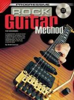 Rock Guitar Method Bk/CD - Brett Duncan