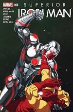 Superior Iron Man (2014-2015) #8 - Tom Taylor, Yildiray Cinar, Mike Choi