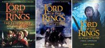 The Lord of the Rings Visual Companions - 3 Hardcover Book Set - Fellowship of the Ring - The Two Towers - Return of the King - Jude Fisher