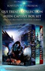 Alien Captive Boxset - Kayla Stonor