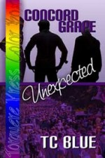 Concord Grape: Unexpected - T.C. Blue