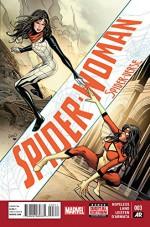 Spider-Woman #3 Comic Book - Dennis Hopeless, Greg Land