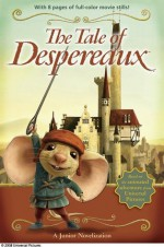 The Tale of Despereaux Movie Tie-In Junior Novelization - Candlewick Press