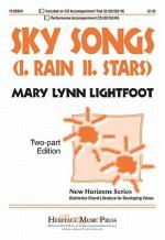 Sky Songs - Paul Laurence Dunbar, Amy Lowell, Mary Lynn Lightfoot