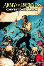 Army of Darkness Convention Invasion #1 - Michael Moreci