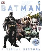 Batman: A Visual History - Matthew K. Manning, Frank Miller