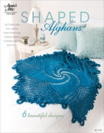 Shaped Afghans: 6 Beautiful Designs - Connie Ellison