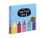 The Day the Crayons Quit Slipcased edition - Drew Daywalt, Oliver Jeffers
